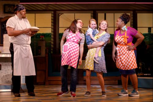 Waitress Cincinnati on Broadway