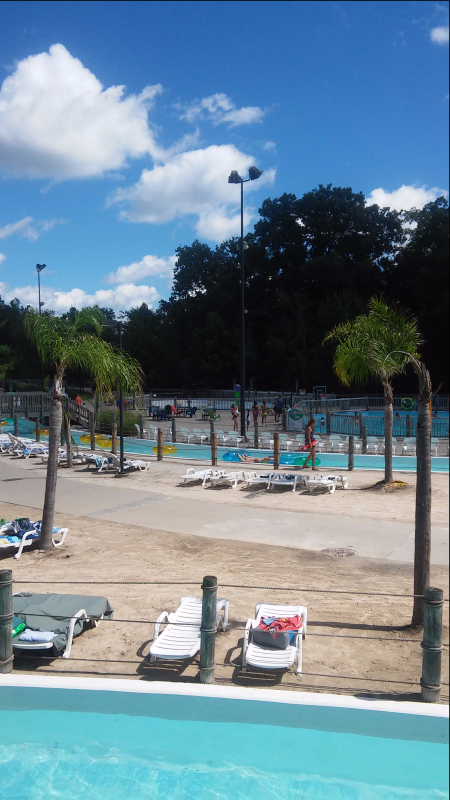 Lazy River at The Beach Waterpark