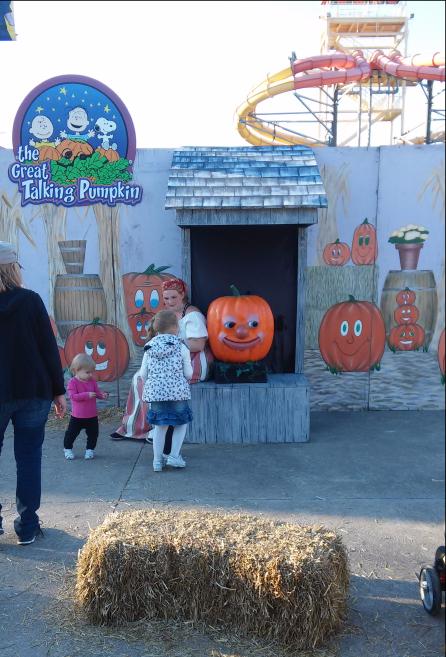 The Great Talking Pumpkin
