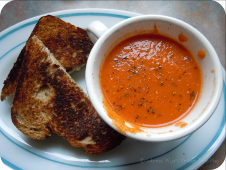 Kid Tested HomemadeTomato Soup