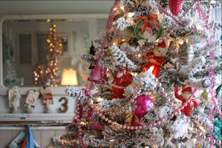 Vintage Christmas Tree Style Jody Anderson