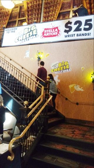 Jungle Jim's Big Cheese Festival Oscar Event Center