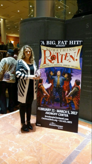 Opening Night Something Rotten Cincinnati
