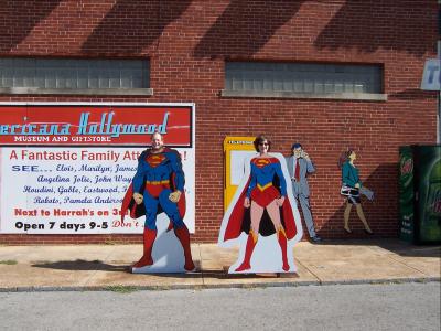 Field Trip Ideas: Superman Museum in Metropolis, IL