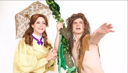 Tarzan The Stage Musical Cincinnati Childrens Theatre