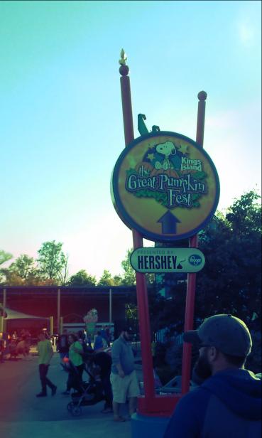 Great Pumpkin Fest Kings Island