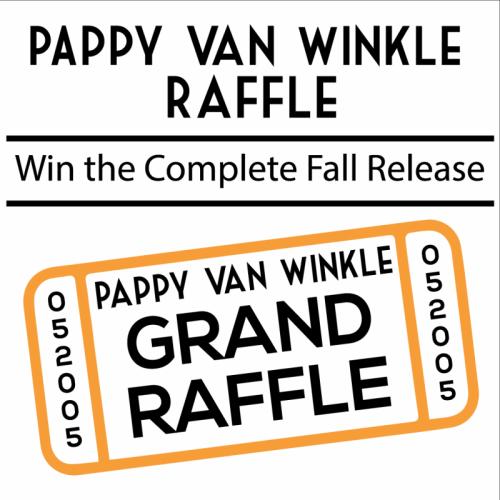 Pappy Van Winkle Raffle