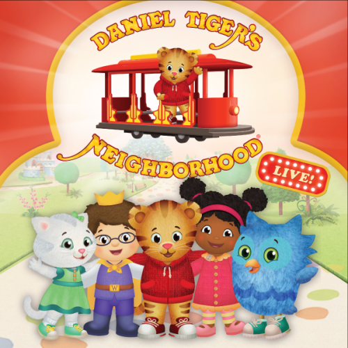 Daniel Tiger Live in Cincinnati Enter to WIN!