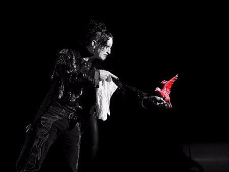 Dan Sperry (The Anti-Conjuror) in The Illusionists—Live From Broadway