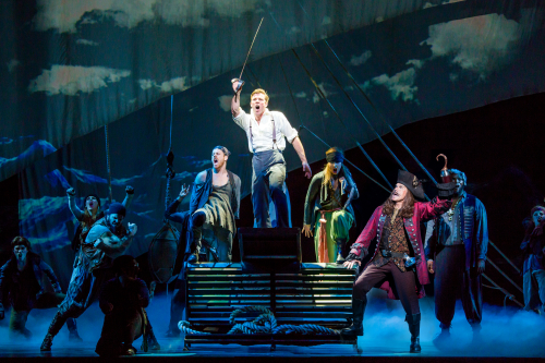 The Cast of Finding Neverland Stronger Credit Jeremy Daniel_IMG_4173