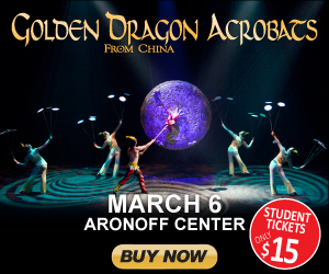 GoldenDragon Aronoff Center