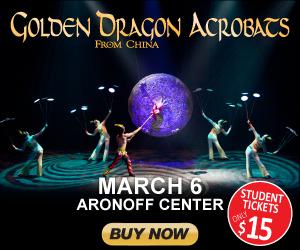 GoldenDragon Aronoff Center