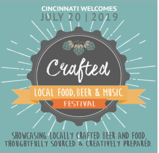 Cincinnati Welcomes.Crafted