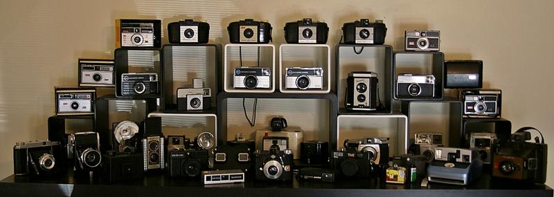 a1decddb3ba2 Vintage Indie: Vintage Collection Interview - Cameras