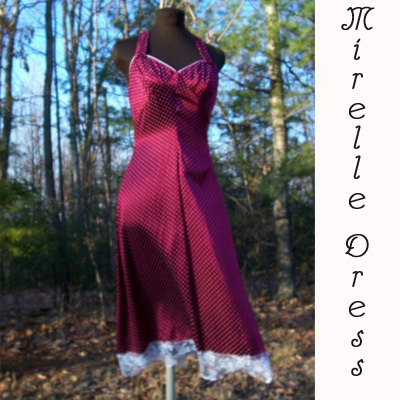 Fashioned Dresses  Aprons on Vintage Indie  Designer Profile   Eco Friendly Fashion By Colorada