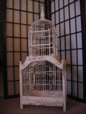 Gallimaufryartsbirdcage